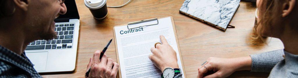 Rechtsschutzversicherung Vertragsabschluss